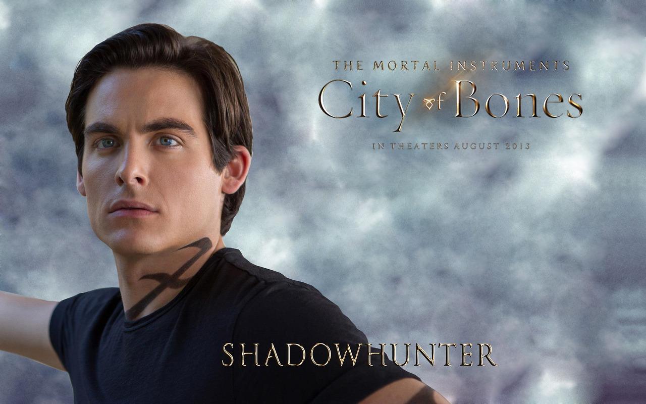 """""""The Mortal Instruments: City of Bones"""" Alec wallpaper"""
