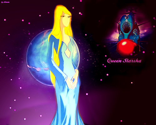 anime fondo de pantalla entitled The queen Starsha