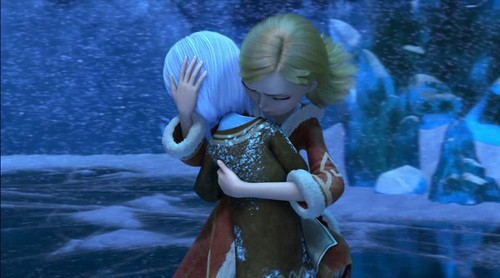 The Snow Queen Screencaps