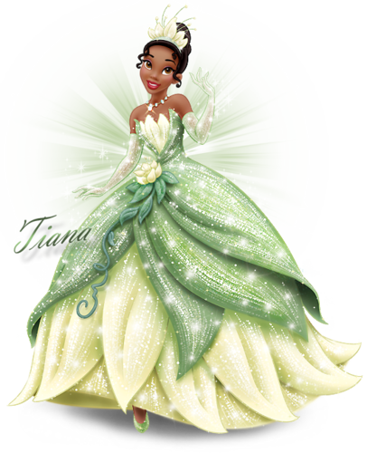 Principesse Disney wallpaper titled Tiana