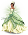 Walt 迪士尼 图片 - Princess Tiana