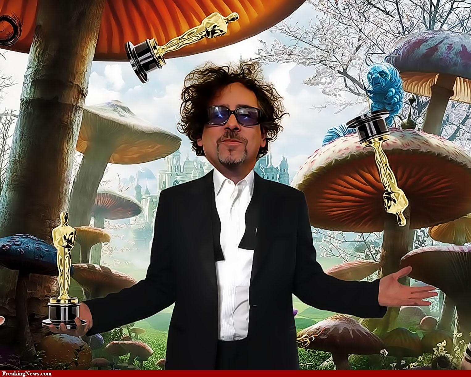 Tim Burton without Oscars