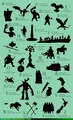 Tolkien`s alphabet