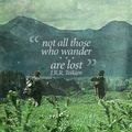 Tolkien`s quotes - jrr-tolkien fan art