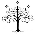 Tolkien`s tree (Gondor) - jrr-tolkien photo