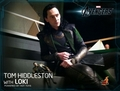 Tom Hiddleston with Loki - loki-thor-2011 photo