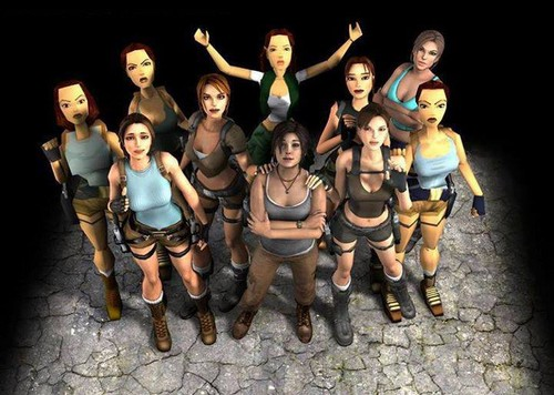 Tomb Raider (all versions)