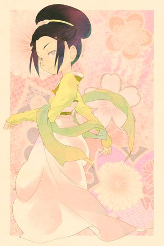 avatar - La Leyenda de Aang fondo de pantalla possibly containing anime titled Toph