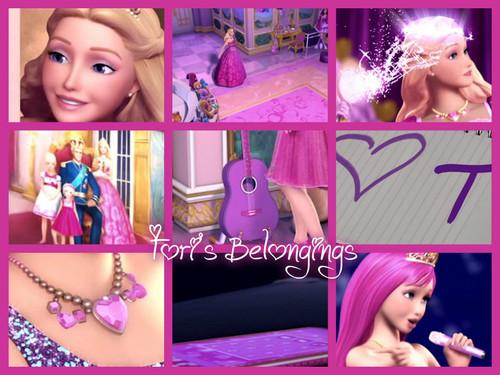 Tori's Belongings