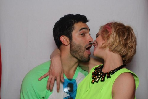 Тайлер Хеклин Обои called Tyler Hoechlin AND Brittany Snow