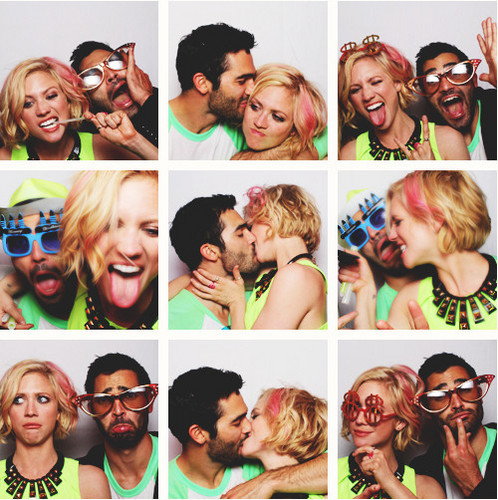 tyler hoechlin fondo de pantalla with a portrait entitled Tyler Hoechlin ♥ Brittany Snow