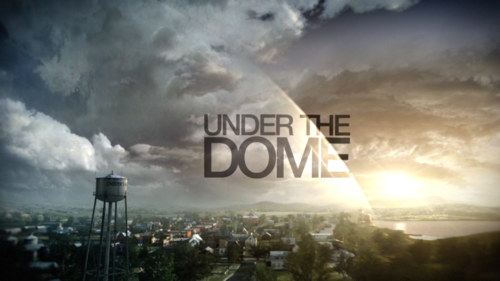 Under The Dome - Second TV Intro Logo