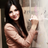 Victoria Justice photo probably with a portrait entitled VICTORIA ✰