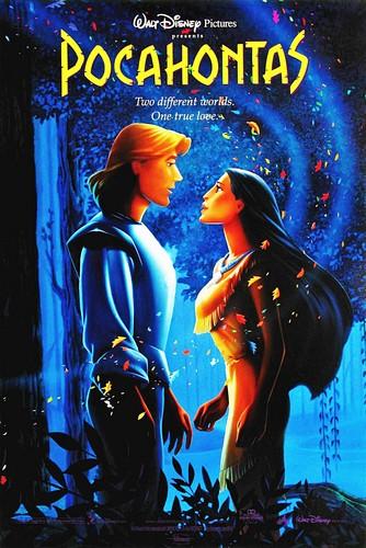 Walt Disney Posters - Pocahontas