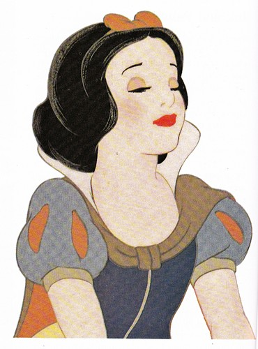 Walt ডিজনি Production Cels - Princess Snow White