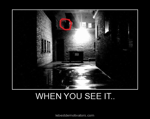 When You See It Scary: Random Images When You See It Wallpaper And Background