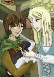 Will, Alyss and Will´s dog