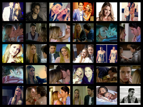 William y Kimberly Collage