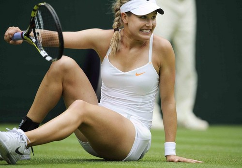 Wimbledon 2013 : injuries and falls