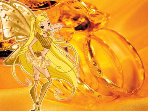 Winx ginto Believix mga wolpeyper