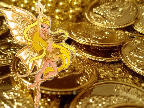 Winx or Enchantix fonds d'écran