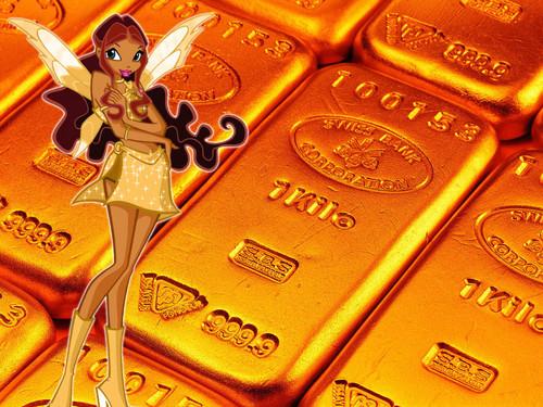 Winx Золото Transformation