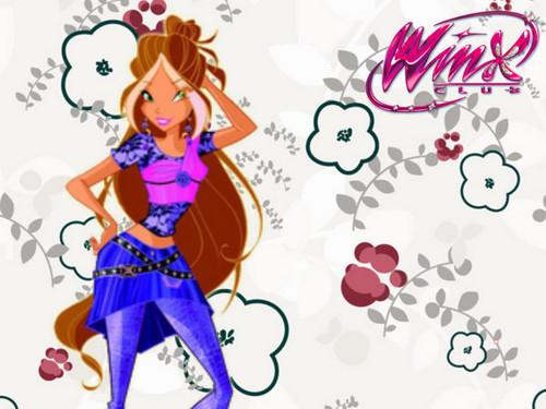 Winx RockStars wallpaper
