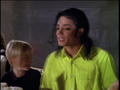 "Wrap Party For ""Black Or White"" Video - michael-jackson photo"