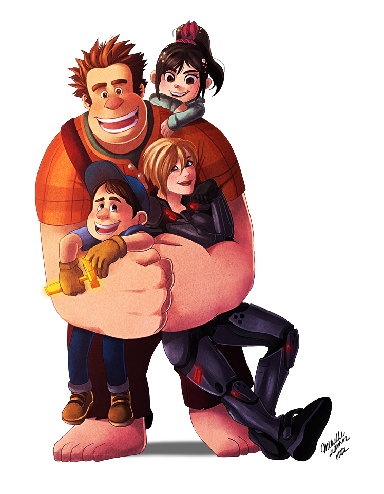 wreck it ralph A video game villain wants to be a hero and sets out to fulfill his dream, but his quest brings havoc to the whole arcade where he lives.