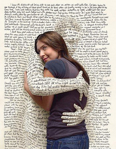 写作 Hug