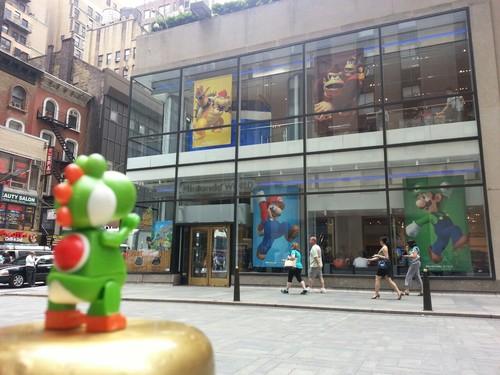 Yoshi adventures