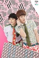 ZE:A4U jacket photos from Japanese debut album 'Oops!!'