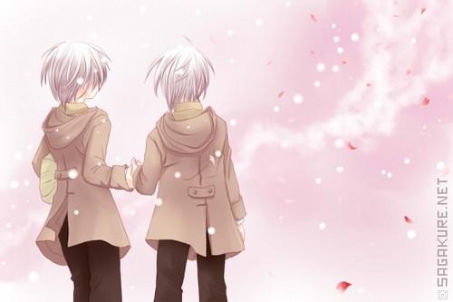Zero and Ichiru