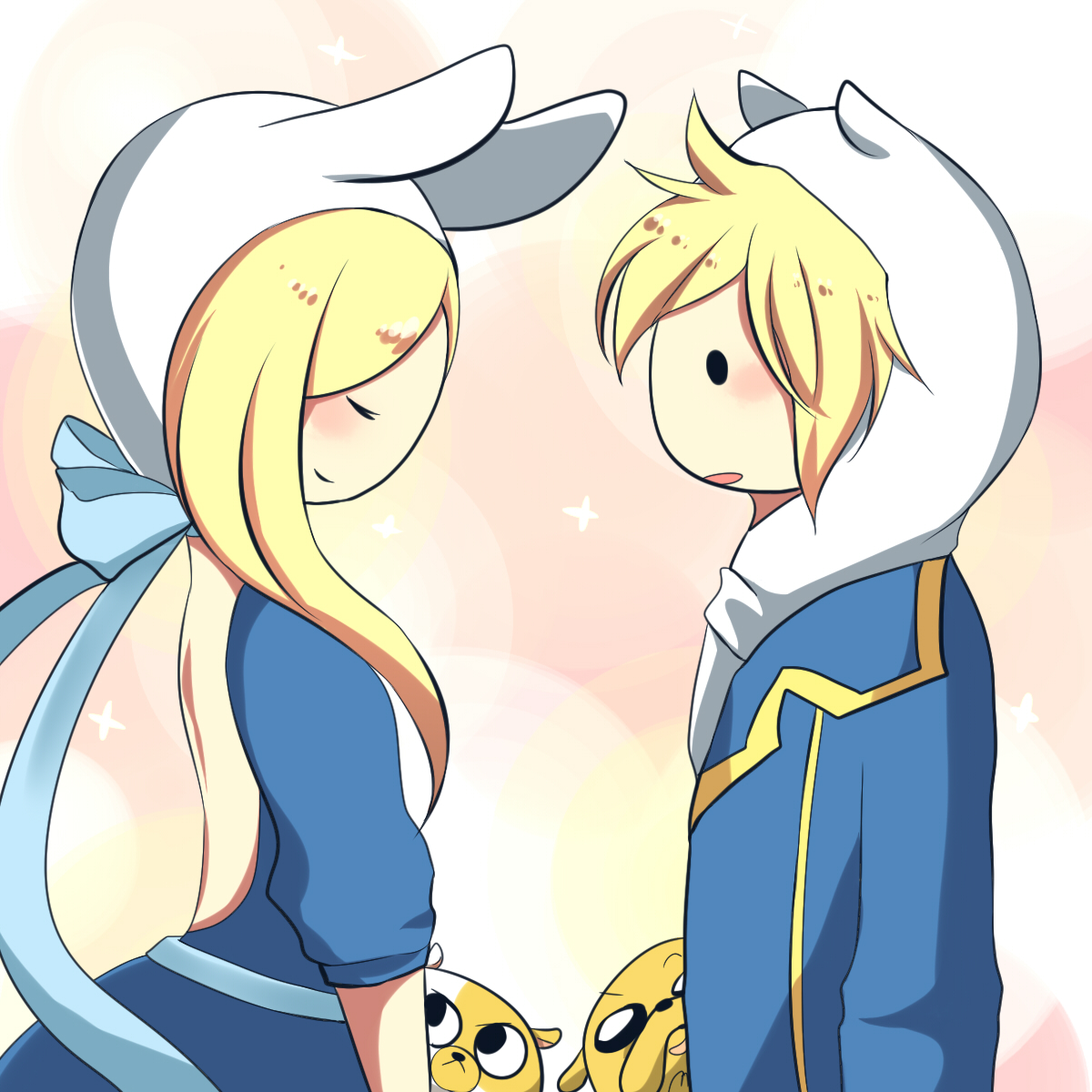 finn x fionna fanfiction - photo #9