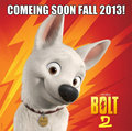 bolt 2 comeing - disneys-bolt fan art