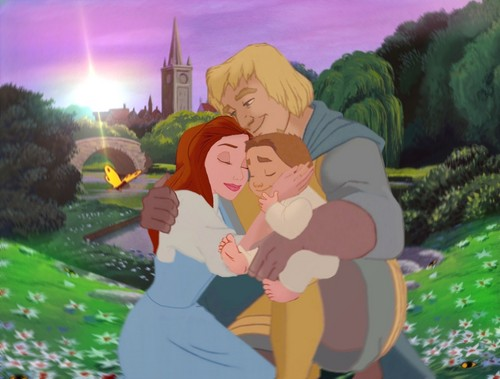 disney crossover achtergrond entitled family <3