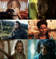 The women of Season 3