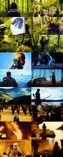 Game Of Thrones Season 3 → scenery