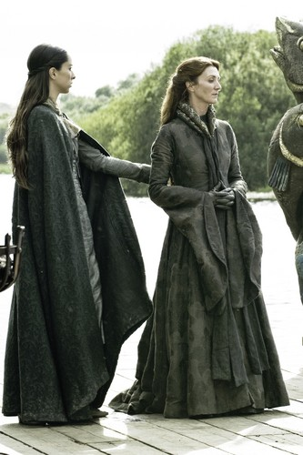 Catelyn Stark & Talisa
