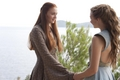 Margaery Tyrell & Sansa Stark - game-of-thrones photo