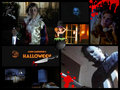 halloween collage - horror-movies fan art