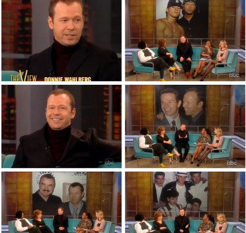 Donnie Wahlberg 壁紙 titled hbj