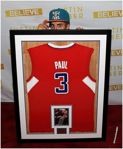 justin bieber,CP3,Chris Paul 2013