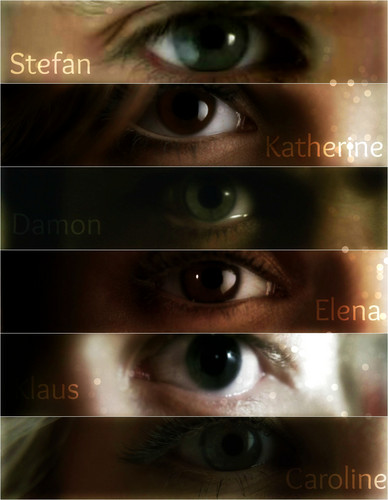 katherine's eyes