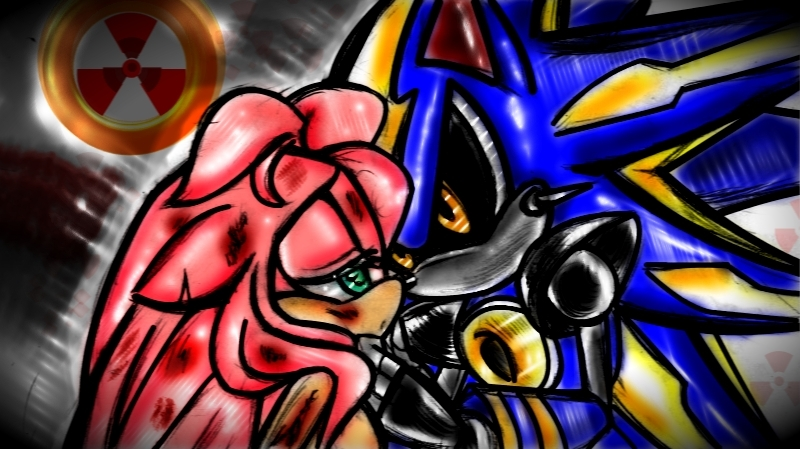 Metal Sonic Images Metal Sonicxamy Wallpaper And Background Photos