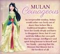 Walt Disney Bilder - Fa Mulan