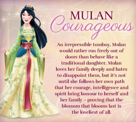 disney princesas wallpaper called Walt disney imagens - Fa mulan