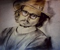 my johnny depp drawing - johnny-depp fan art