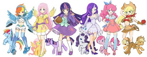my little precure