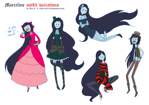 outfit time__marceline
